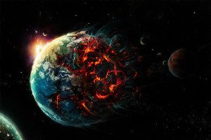Earth Destruction